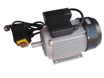 elektrický motor 1 fázový istič 1.5 kW 230 FV