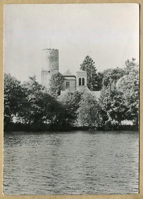 ŁAGÓW LUBUSKI  :::  Zamek Komturów : 1963