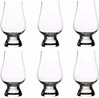 Pohárov na whisky ochutnávka GLENCAIRN SKLO 6