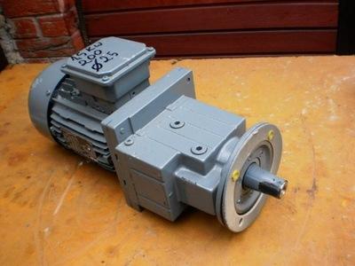 silnik elektryczny 1,5 kw motoreduktor 200 obr/min