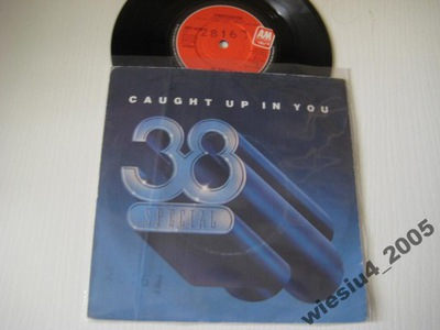 38 Special - Caught Up In You   SP /UK/