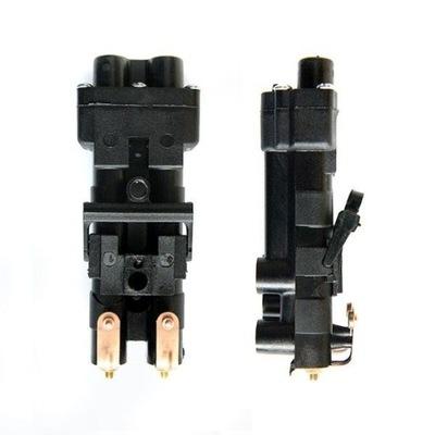 Ohrievač ohrievača Dafi IPX4 3,7 kW 230 V