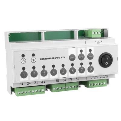 Ovládací panel PRO 8D Auraton RTH