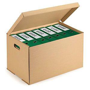 Karton Archiwizacyjny pudło segregatory kpl. 10szt