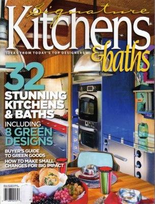 SIGNATURE KITCHENS & BATHS winter 2014 USA