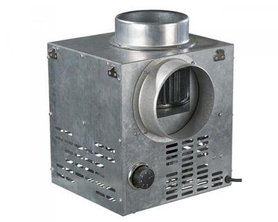 Turbínový ventilátor, krbové PRIEDUCHY KAM 125 400м3/h