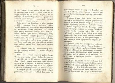 Własna drogą..1914..Orsyd..Anna Lamprechtówna