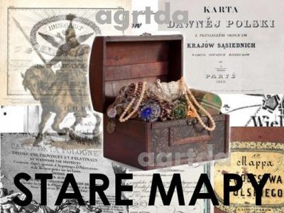 Старый карты , справка для поисков с Детектором