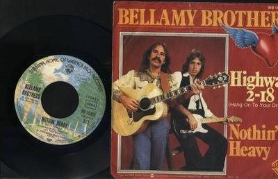 BELLAMY BROTHERS - HIGHWAY 2-18 - NOTHIN' HEAVY
