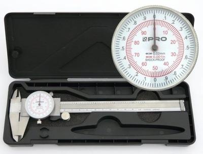 Posuvné meradlo - CA WALL VALVE - 0,02mm - SHOCK PROF - 150mm