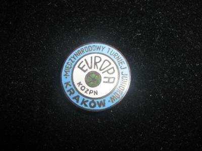 EUROPA KOZPN KRAKÓW