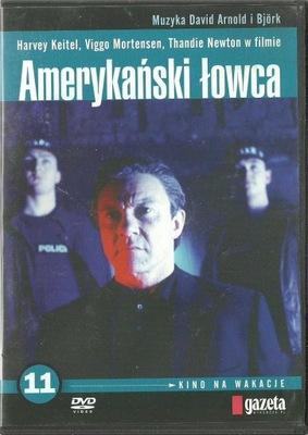 Amerykański łowca / H.Keitel DVD