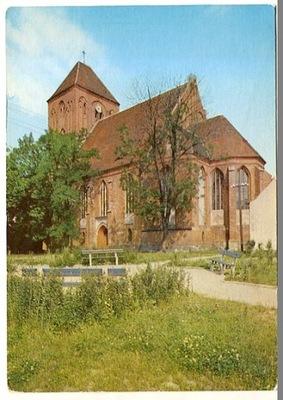 RECZ  :::  Kościół gotycki z XIV w.