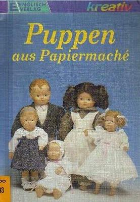 18348 Puppen aus Papiermache.