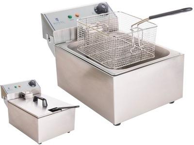FRYER recepty FRYER 10 L 230V ECO