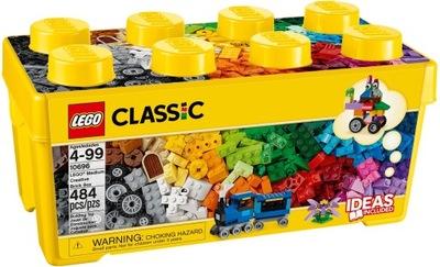 LEGO KLASICKÉ Tvorivé Tehly polovici Poľa 10696