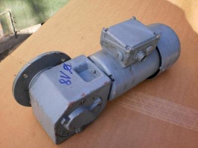 silnik elektryczny 0,18  kw motoreduktor 4 obr