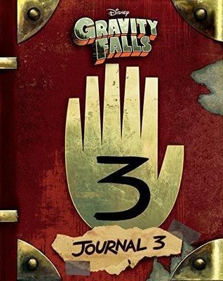 Gravity Falls: Journal 3 Alex Hirsch 24 z PL
