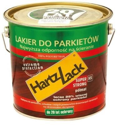 HartzLack Silný Lak SATÉNOVÝ MAT 3l