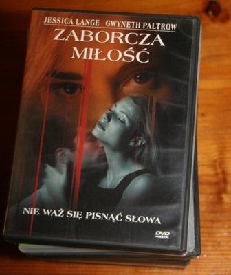 ZABORCZA MIŁOŚĆ   DVD