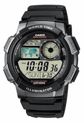 Zegarek Casio Collection AE-1000W-1BVEF od maxtime