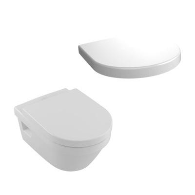 WC misa - -set misa architectura z Villeroy + palube w /