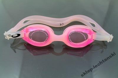 Okulary Okularki do pływania jednobryłowe dzieci