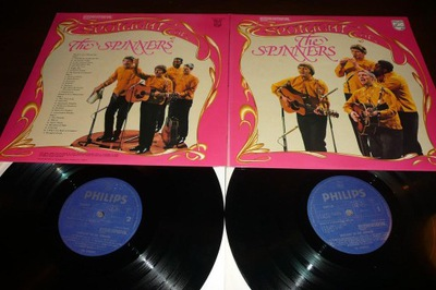 THE SPINNERS Spotlight On The Spinners