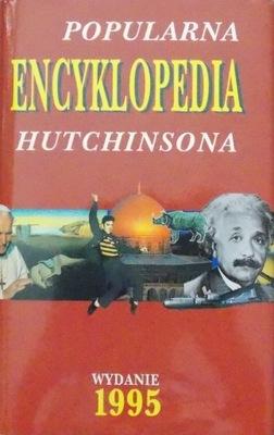 Znalezione obrazy dla zapytania: Popularna encyklopedia Hutchinsona