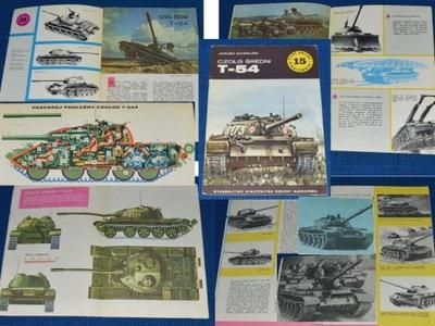 'Czołg średni T-54'