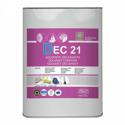 FABER DEC 21, 1L - Nástroj pre odstránenie impregnations