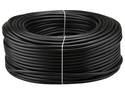 Kábel-jednosmerný (DC) kábel 3x1 NEW black 100m