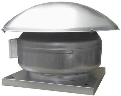 Ventilátor - DOSPEL Strešný ventilátor WD 315 2200m3 / h 315mm