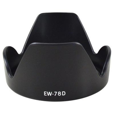 Osłona obiektywu Dla Canon EF28-200mm MENGS EW-78D