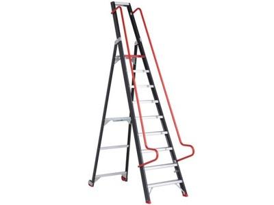 Rebrík skladu rebrík skladu 9st ALTREX