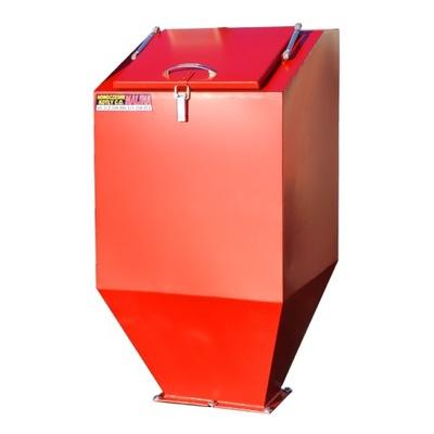 Palivová nádrž pre podávač listov 25 kW 2 mm