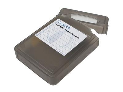 """etui plastikowe do dysku 3,5"""" LogiLink UA0133"""