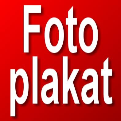 Fotoplakat 50x70 papier Fuji DPII Gloss błysk Prof