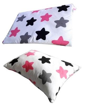 подушка ХЛОПОК для коляски, колыбели, кроватки трикотаж
