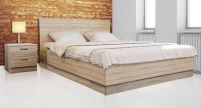 кровать + КАРКАС сонома Венге Белый 140 160 180х200
