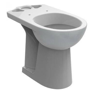 WC misa - WC misa NOVA PRO, horizontálny vývod, KOŁO