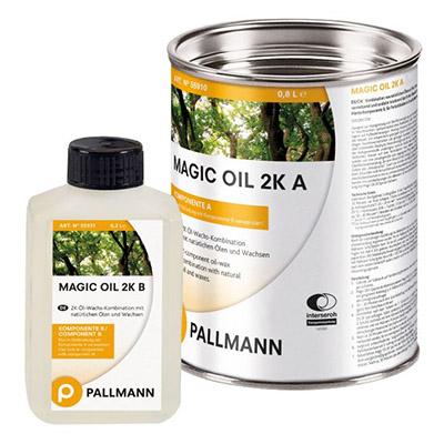 масло PALLMANN MAGIC OIL 2K - 1 L - СУЛЕЮВЕК