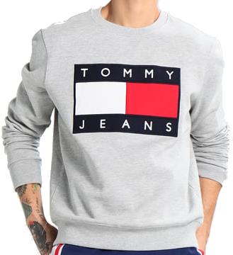 1ab2df8a8fbcc Tommy Hilfiger Jeans bluza męska NOWOŚĆ roz L - 7628591489 ...