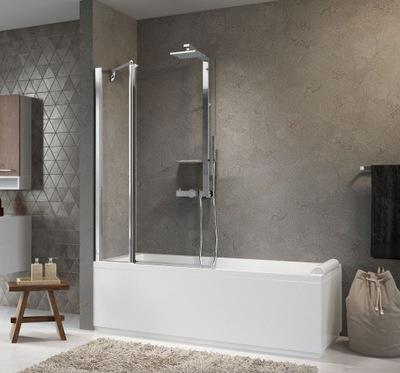 Sprchové dvere - NOVELLINI AURORA 3 MOUNTAIN SCREEN 98 CM