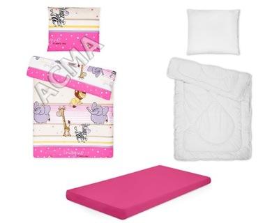 Bielizeň pre posteľ 160x100 60x50 + deka 5 el. ACMA