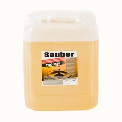 Płyn do maszynowego mycia SAUBER PRO M 20 L mocny