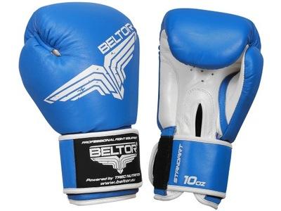 BELTOR 10 oz Boxerské Rukavice štandardných TRECIE