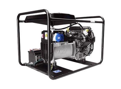 Na SUMERA KOHLER benzín, generátor 3,3 kW, 230 V, AVR