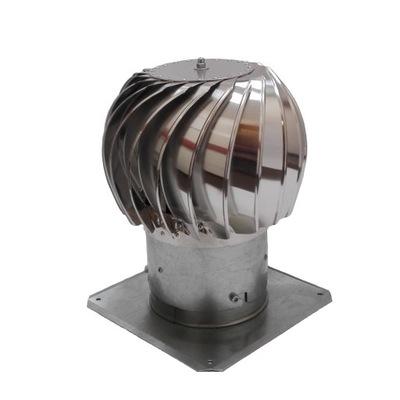 Komínová strieška, hlavica - Otočná základňa komínového komína TRN 200 DOSPEL