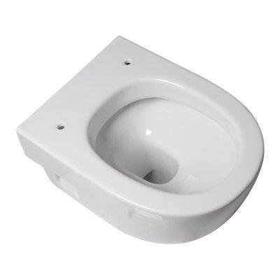 WC misa - Závesná toaletná misa, WC sedátko, MERIDIAN N, ROCA